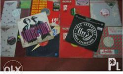 """For sale assorted 12"""" lp records for dj and mobile"""