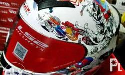 A helmet brand that use also in motogp race