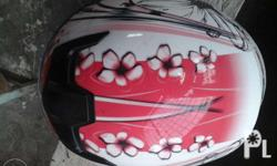 2 ls 2 helmets for her and him First owner ko ani Pink