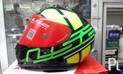 LS2 Ion Helmet Single Visor Size: Large