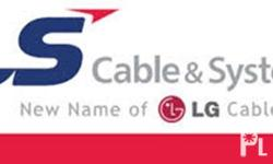We sell LS Cables (voice and data) and Accessories. You