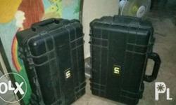 Item: NEW Pelican Case with Wheels - Trolley Trolly for