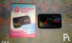 LTE pocket wifi good condition slihgtly use lng note: