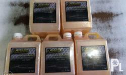 FOR SALE LUXOR car shampoo with WAX!! available at