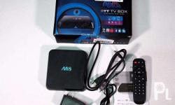M8 Android Media 4K Player