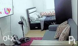 Fully Furnished unit at M place South Triangle for