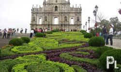 MACAU FREE & EASY PACKAGE VIA PHILIPPINE AIRLINES (PHP