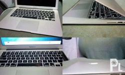 Macbook Air 13 2012 128GB SSD 4GB Super thin and light