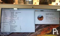 MacBook Air 13.3 inch Early 2015 / 1.6Ghz intel core i5
