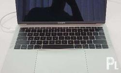 """Macbook Pro 13"""" (2017) 2.3ghz Core i5, silver - bought"""