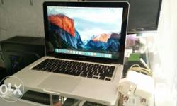 Selling i5 2.3 ghz MacBook Pro 2011 Model. Nasa