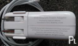 Macbook White Charger for All Models Free LBC Delivery