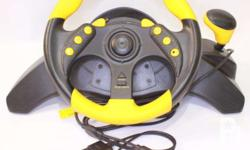 The Universal MC2 Racing Wheel is simply the most