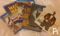 FS: Mad Max 3D + 2D bluray combo pack. Used only twice.