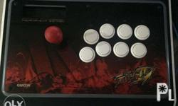 SANWA buttons, Sanwa Lever and Bat Top. 5m usb cable no
