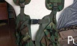 Selling my Tactical US made Vest Bandolier for only