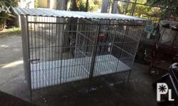 made to order dog cage. 2ftx3ftx2ft - 2k to
