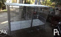 made to order dog cage. 2ftx3ftx2ft - 2.5k to