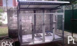 Made to order dog cage Pricesdepends on the following:
