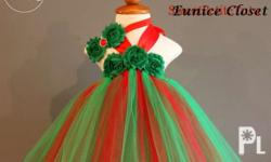 Made to order tutu dress for Birthday, Wedding and