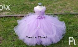 PLEASE READ CAREFULLY Made to Order Tutu Dress for
