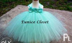 Made to order Tutu Dress for Weddings, Birthday and