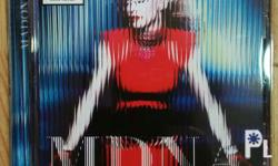 Original Madonna: MDNA CD music Brand new, unsealed by