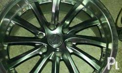 Size 20 Mags, 6 holes, for Montero, Fortuner or other