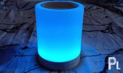 Magic Music Lamp Bluetooth Music Player Aux In