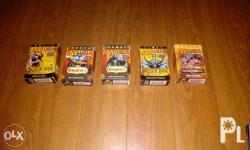 5 Magic the gathering theme deck ( price negotiable)