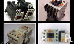 Magnetic Contactor w/ Overload Relay Cap: 20 Amp Brand:
