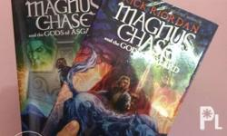 Book 2 is brand new Author: Rick Riordan Book 1 and