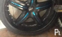 for sale mags and tires txt me for fast transaction