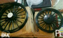 For sale : brand new mutarru power mags for mio Sporty