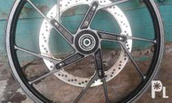 Sale stock mags front lng ng suzuki r150 Disc brake 2