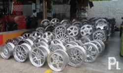 refurbished all orginal alloy magwheels Lorinser Mags