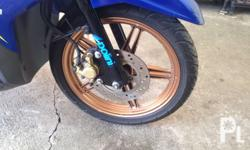 Racing boy mags & tires 80/80 front 90/80 front Slighty