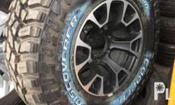 Mags prices starts at 38ooo Tire prices depends on size
