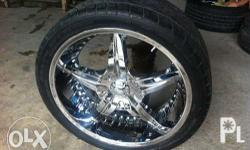 Prices of Tires & Mags 1) 4 Pcs. Offroad tires big foot