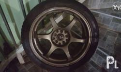 Mags wt tire cyclone wheel brand