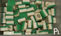 i'm selling my mahjong pieces for P1,000.. complete pa