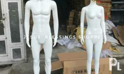 Abstract / Egghead Chromeface Mannequin Female: Price: