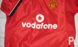 Original Manchester United Jerseys package made from