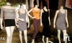 used fiber mannequins 5k each. verygood condition good