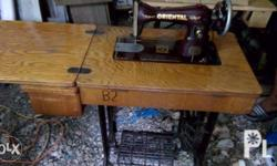japan manual sewing machine durable and no sound while