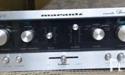 Marantz Model 1040 Amplifier Super clarity stereo
