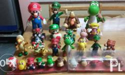 Mario Luigi and others