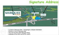 Marquee Residences is an upscale mid-rise residential