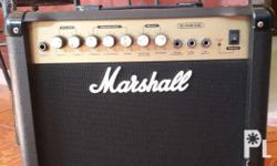Marshall G15RCD Made in Korea --Specifications-- 15