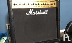 Selling: Marshall MG50DFX guitar amplifier -50 watts